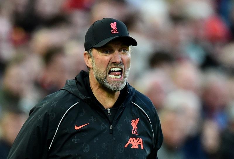 Diimbangi Man City, Klopp Akui Liverpool Main Buruk di Paruh Pertama